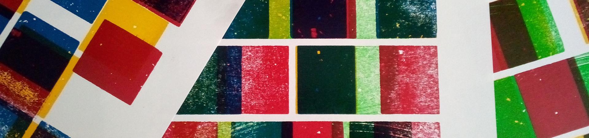 Square colours experiments